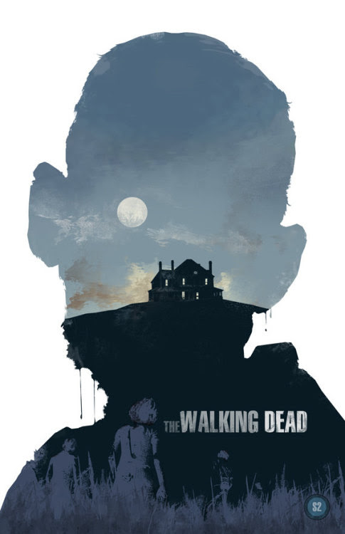 The Walking Dead-season 2 by BigBadRobot http://etsy.com/shop/bigbadrobot