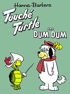 Touche Turtle