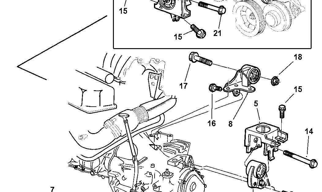 99 dodge caravan engine diagram