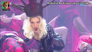 Andreia Rodrigues sensual noprograma Lip Sync