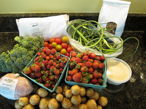 Farmers Market Finds 6/10/12