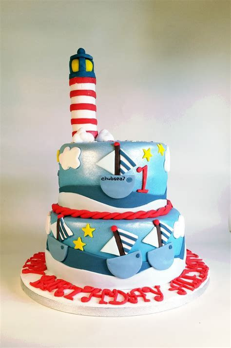 Top Lighthouse Cakes   CakeCentral.com