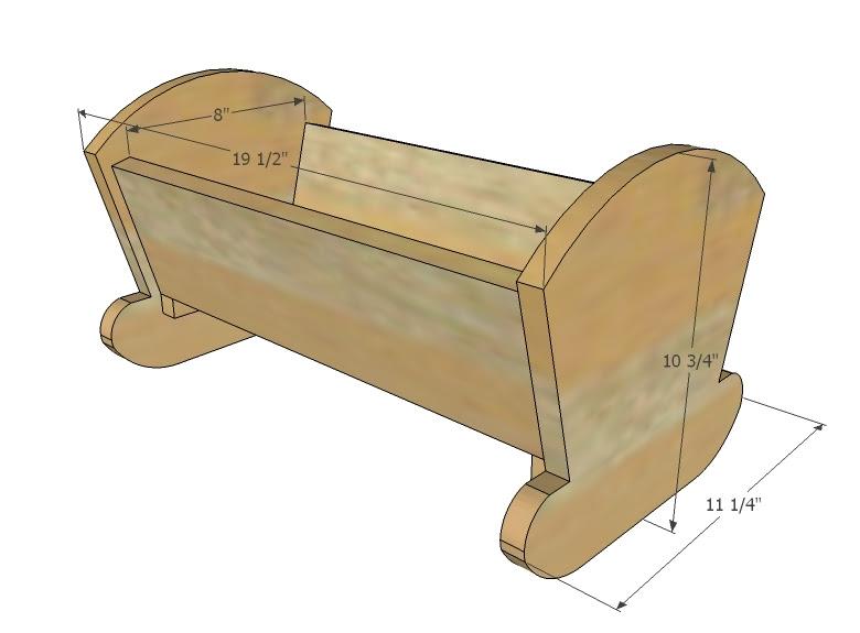 Free Wooden Crib Plans