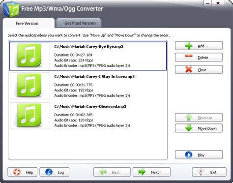 mpwmaogg converter  screenshot page