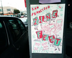 Zinefest poster
