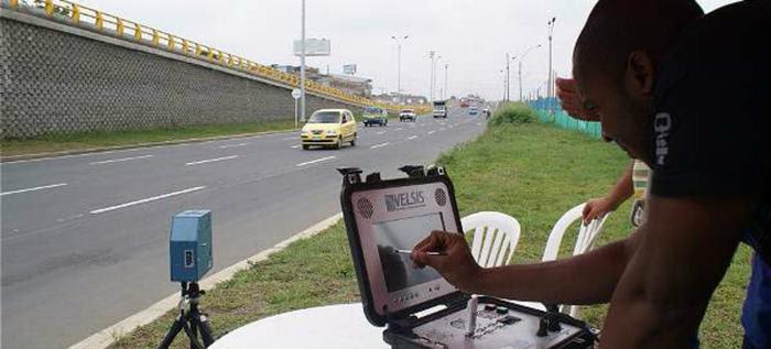 Cámaras de foto detección portátiles estarán en cuatro puntos de la ciudad
