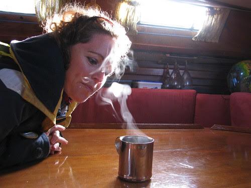 hot drink ginge
