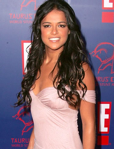 Michelle Rodriguez born in 1978