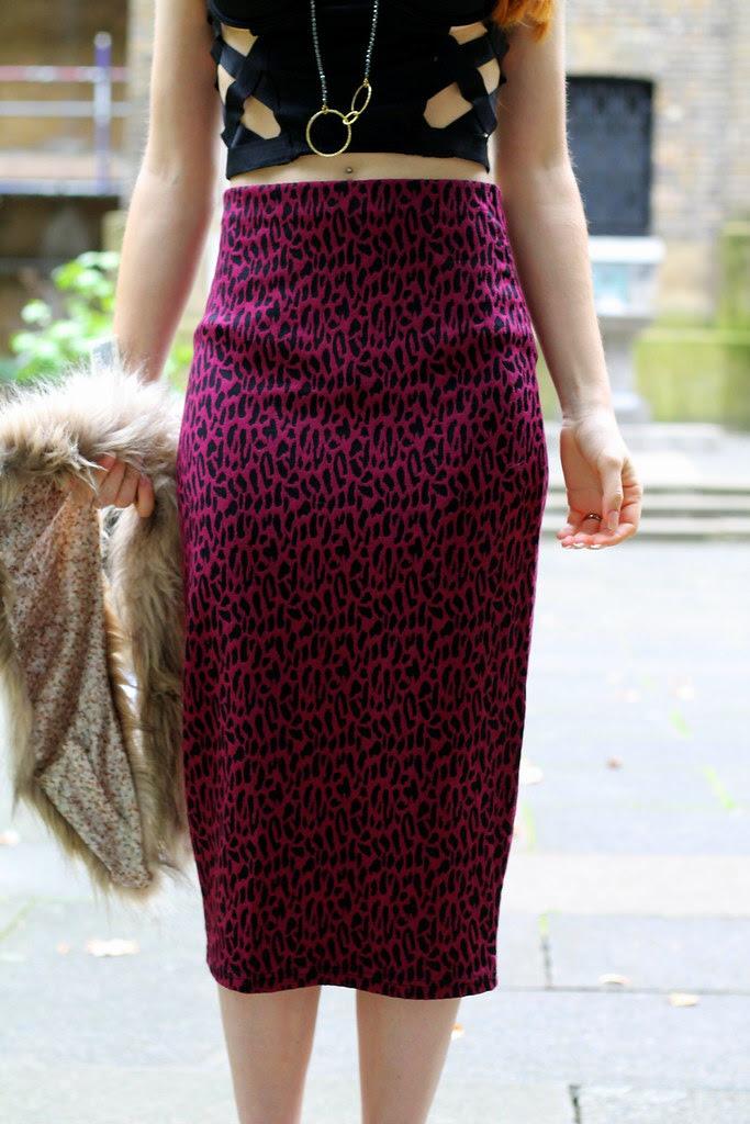 Matalan pink skirt (1)