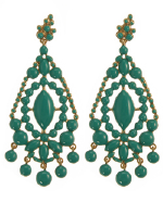 Evelyn Chandelier Earrings