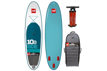 Red Paddle 10'6'' Inflatable SUP