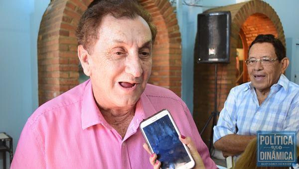 Mão Santa afirma que é possível derrotar o governador em 2018 (Foto:JailsonSoares/PoliticaDinamica.com)