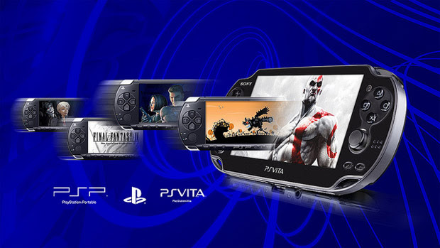PlayStation Vita gets access to more PSP games and minis screenshot