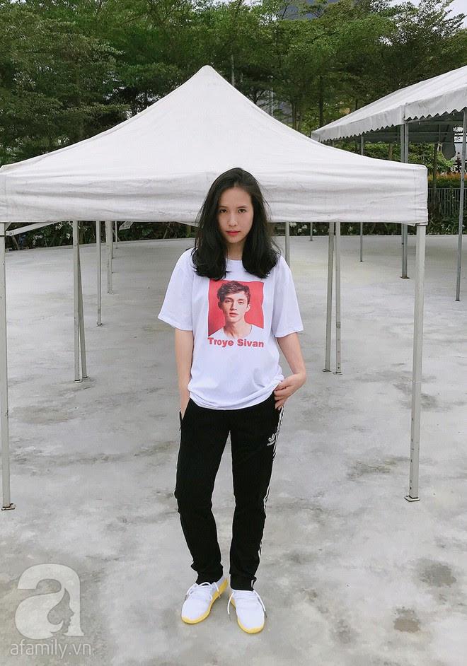Trần Ngọc Hạnh Nhân: cô nàng 32 tuổi mê sneakers, đang mang bầu tháng cuối nhưng vẫn mặc chất không kém nhiều 9x 10x - Ảnh 12.