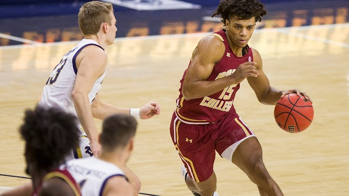 Goodwin, Notre Dame hold off Boston College 80-70