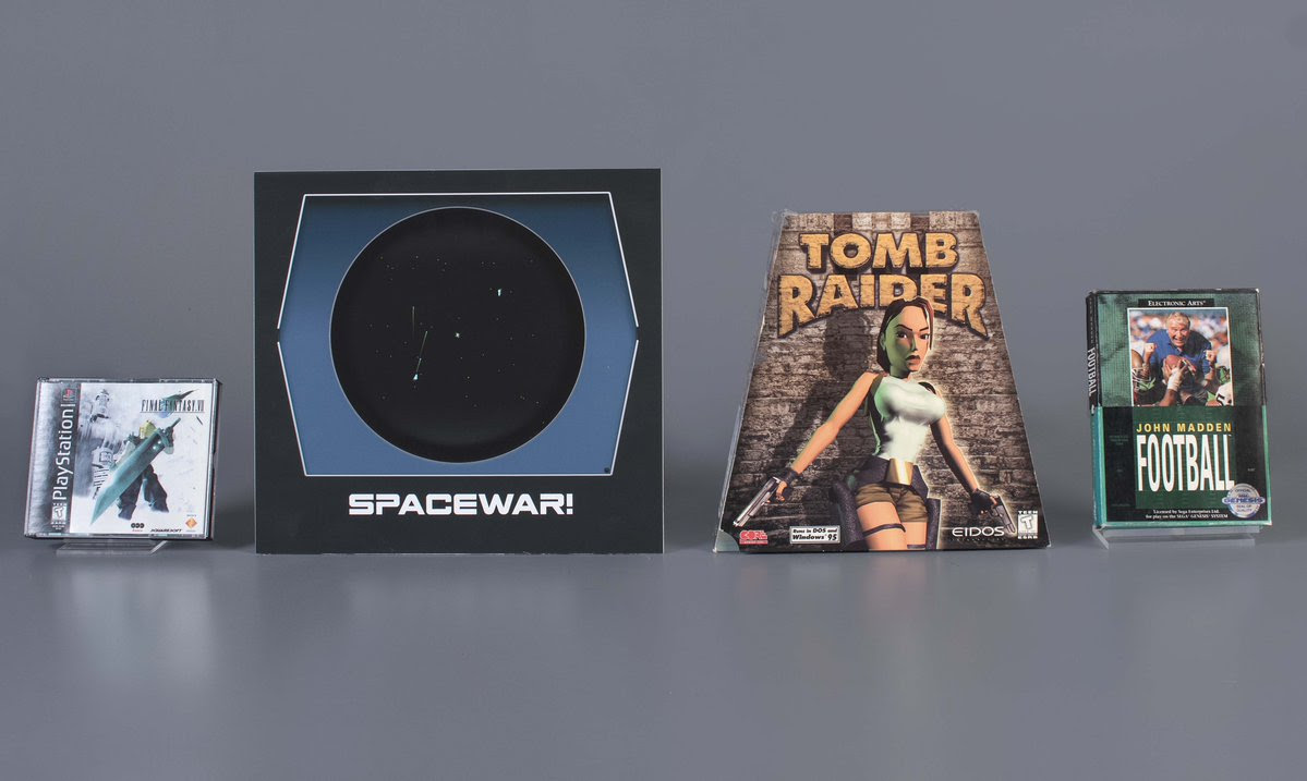 Video Game Hall of Fame Inducts Four More Titles
