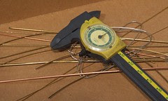 Wire measuring