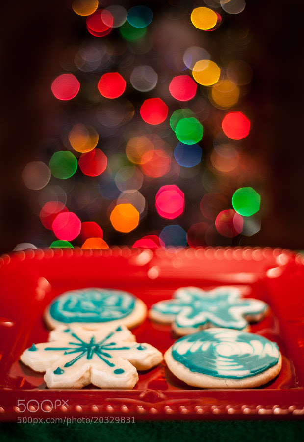 Christmas Sugar Cookies by Jay Scott (jayscottphotography)) on 500px.com