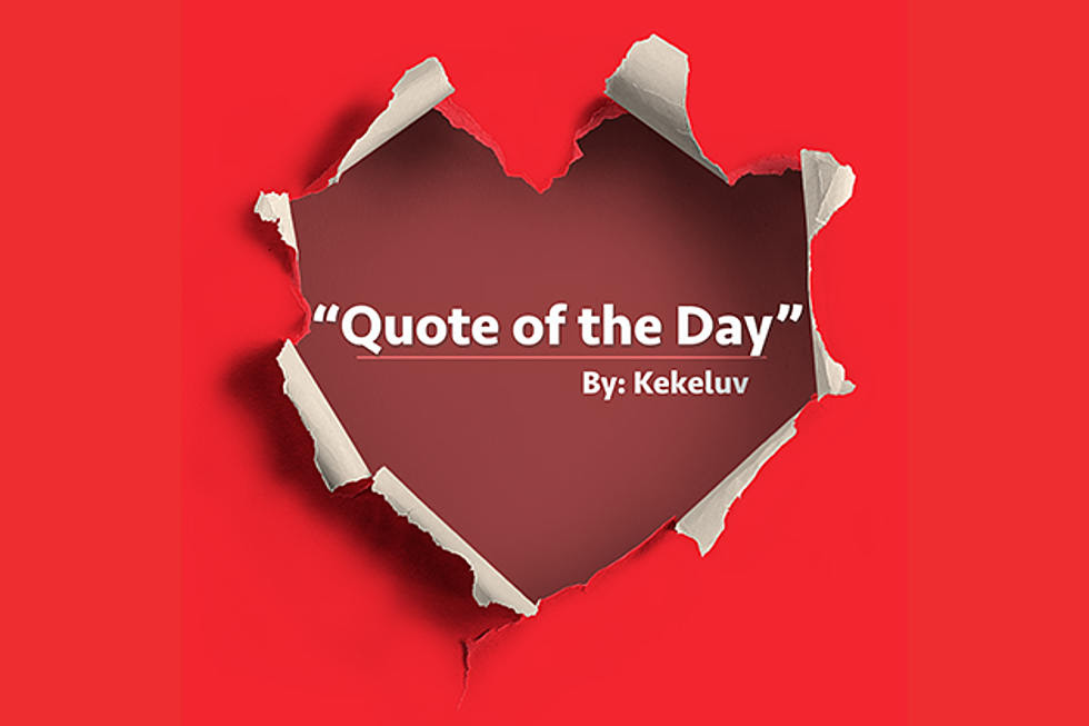 Wednesday Quote Of The Day
