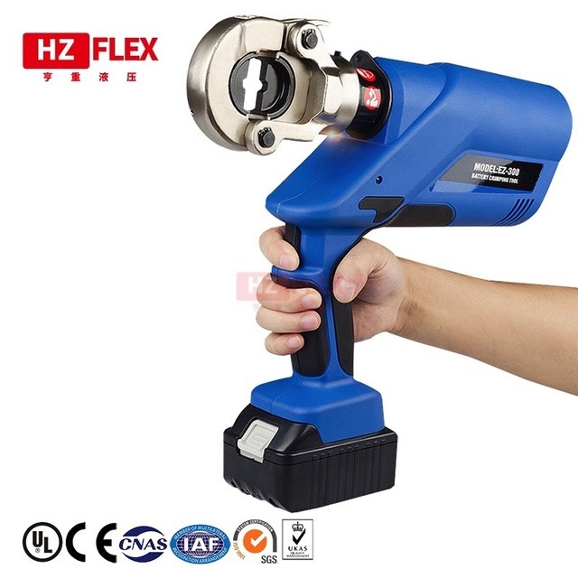MABELSTAR Zupper Tools Hydraulic Crimping Tool KYQ-300 for AL//Cu Conductor Range 16-300mm2 with Safety Valve Inside HIgh Quality
