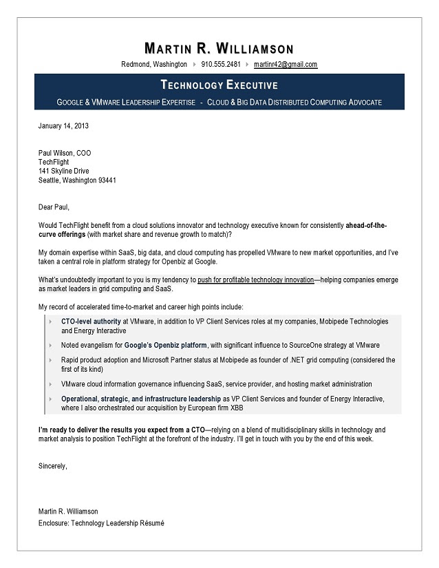 sample letter of endorsement