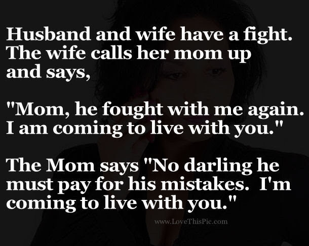 Husband And Wife Have A Fight Then This Happens Pictures Photos
