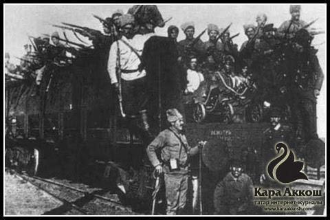 Проект штата Идель-Урал напугал большевиков своим размахом, поэтому его быстренько свернули