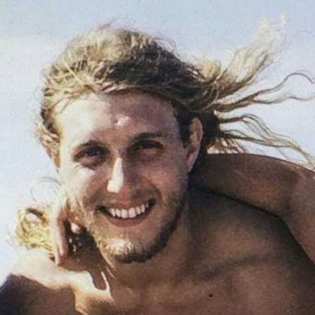 O rosto do doador, David Rodebaugh