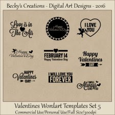 Valentine WordArt Templates 05-FS-Cu-PNG-Beckys Creations