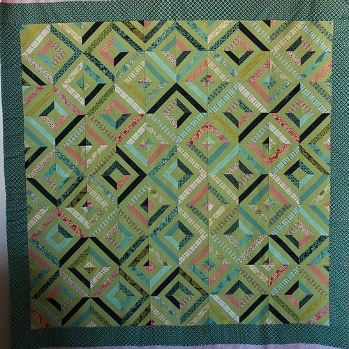 Faraway quilt