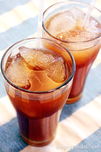 Home-Brewed Iced Tea Glass P65 Bottomless P95