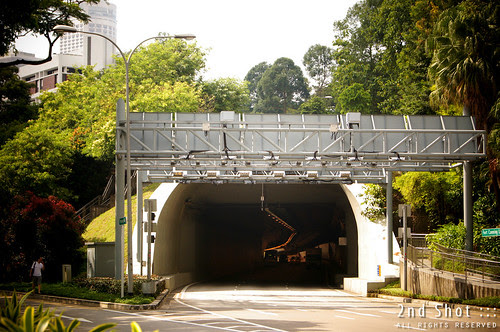 Fort Canning Tunnel