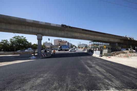 Θεσσαλονίκη: Αποδόθηκε στην κυκλοφορία η οδός Ωραιοκάστρου