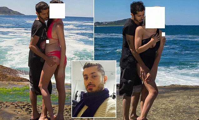 Model sets up site against Shardz Houranis who 'gropes girls at photo shoots'