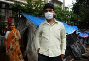 Cancer patients forced to camp on Mumbai street