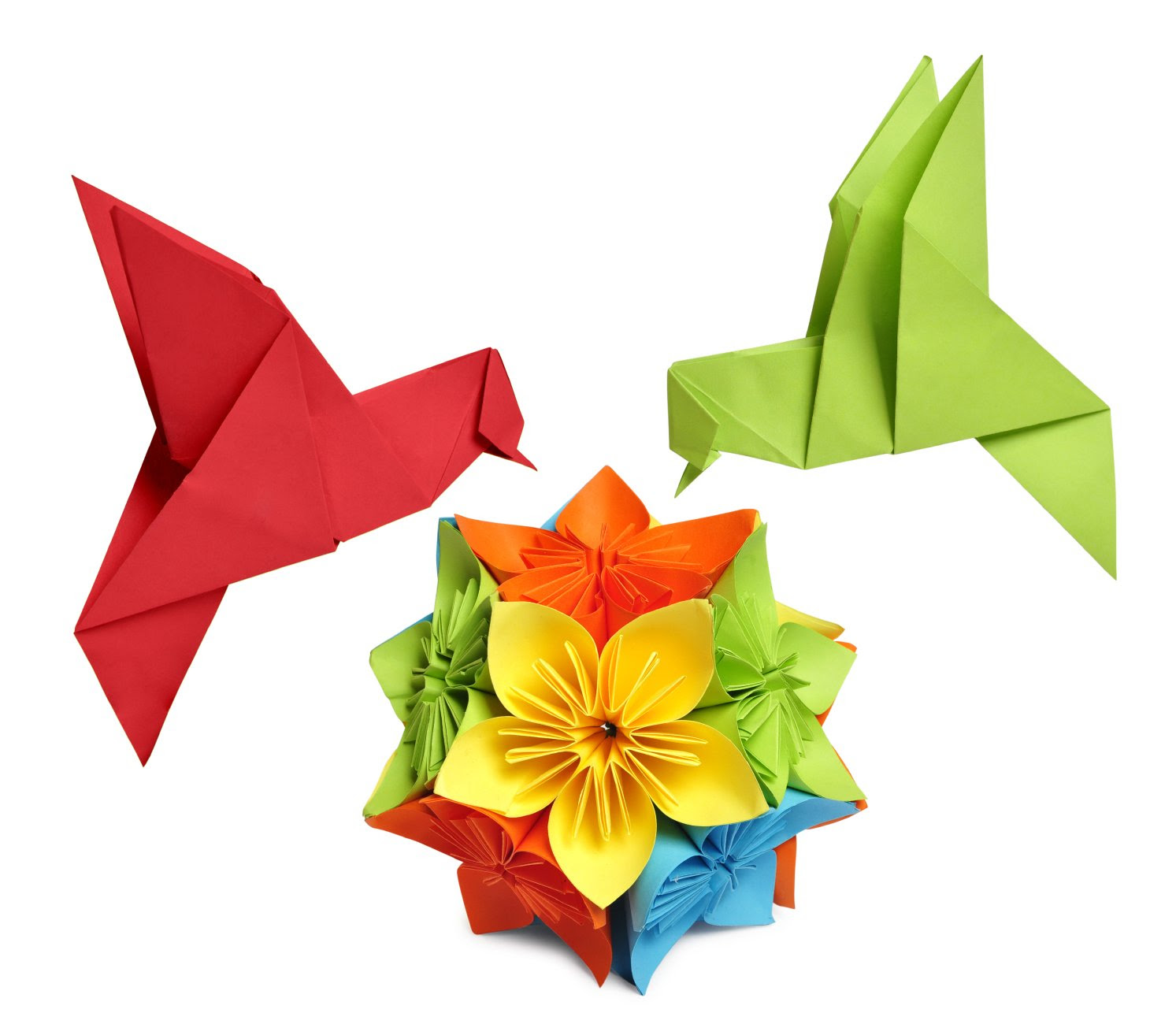 HAVE YOU EVER TRIED ORIGAMI?