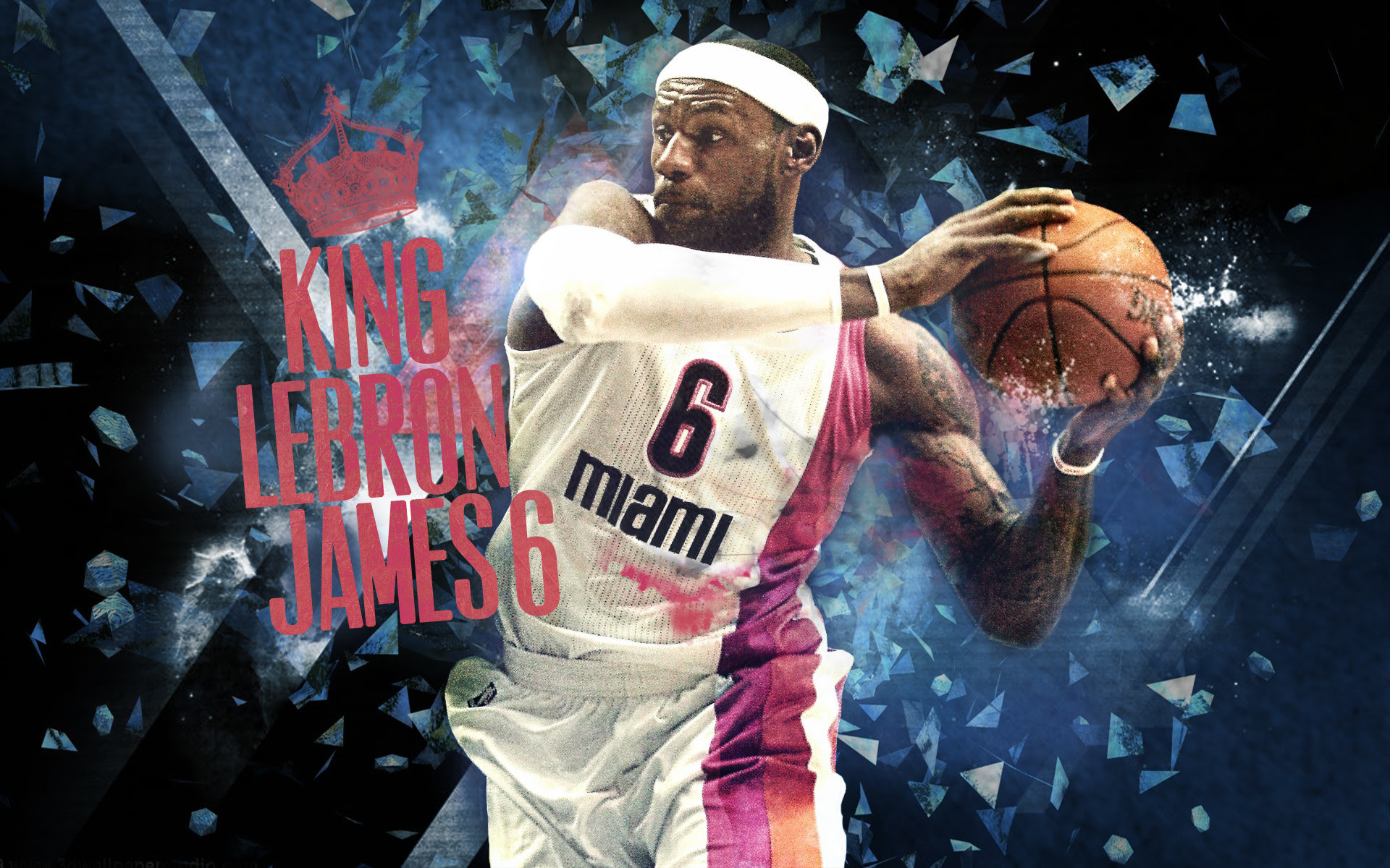 Lebron James Wallpapers Miami Heat 69 Images
