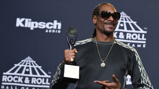 Image result for Snoop Dogg's Emotional Acceptance Speech on Behalf of Tupac Shakur
