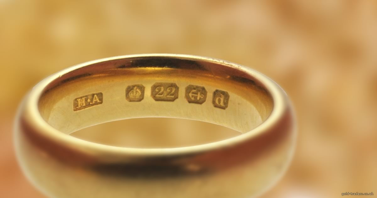What Does Kt Hge Mean On A Ring