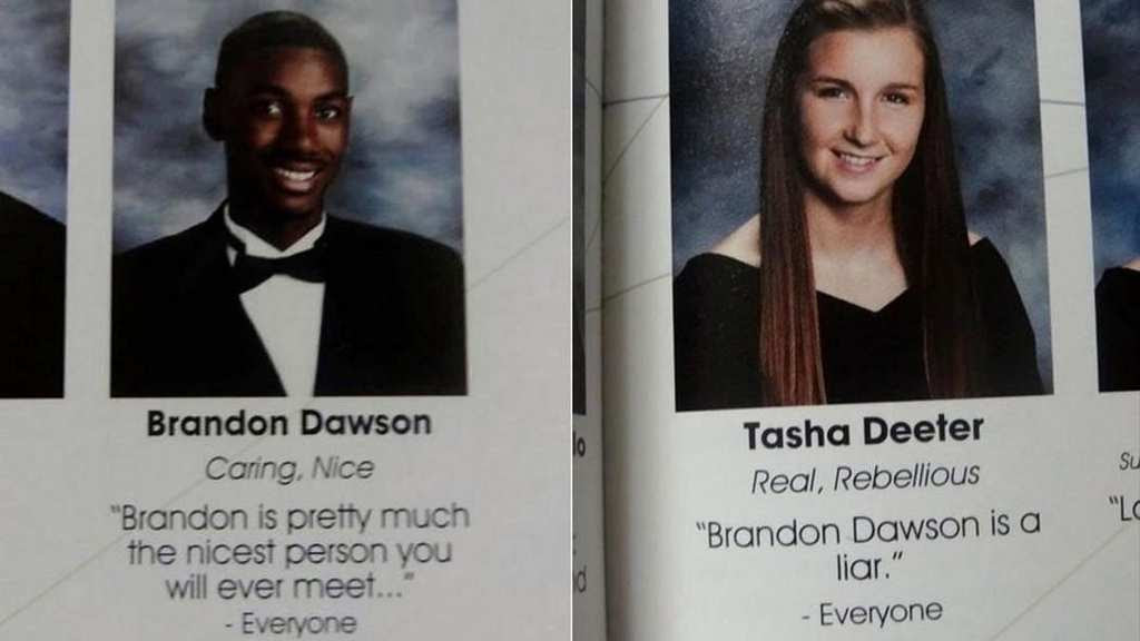 These High School Seniors Made Their Mark With These Hilarious