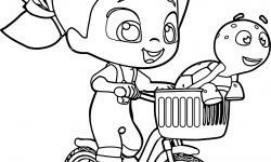 50 En Iyi Bisiklet Boyama Sayfasi En Iyi Boyama Cocuk Kitabi