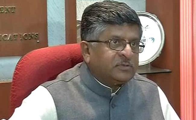 Postal Department Should Become Vehicle of Financial Inclusion: Ravi Shankar Prasad
