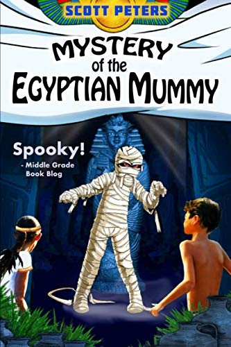 LIBRO MYSTERY OF THE EGYPTIAN MUMMY (Kid Detective Zet) [Idioma Inglés] De Scott Peters PDF EPub ... @tataya.com.mx 2020