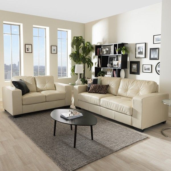 Style Your Living Room With Cream Leather Sofa Darbylanefurniturecom