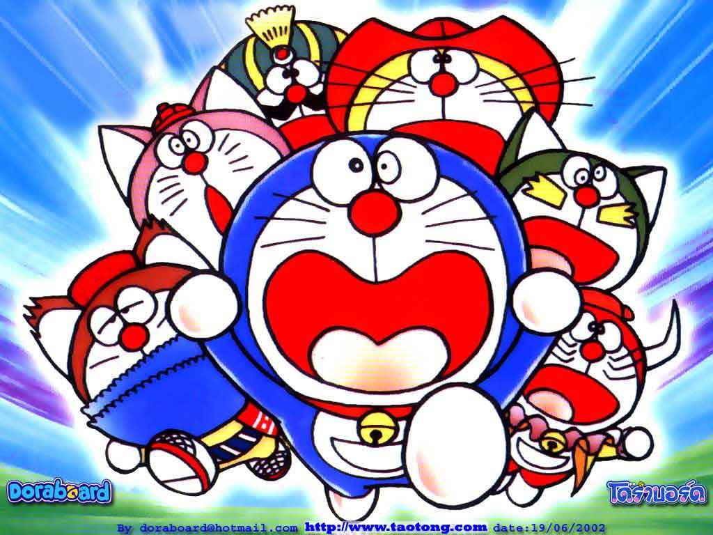 Unduh 500+ Wallpaper Doraemon Keren  Paling Keren