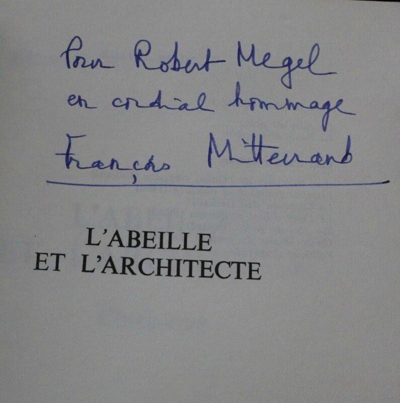 h-3000-mitterrand_francois_labeille-et-larchitecte_1978_edition-originale_autographe_2_48521