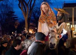La Natividad at HOBT