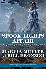 The Spook Lights Affair Marcia Muller and Bill Pronzini