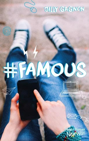 Couverture #Famous