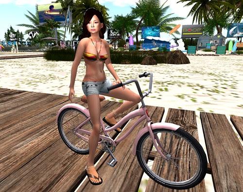 Sand & Sea Expo 2013 - {what next Boardwalk Bicycle Rezzer}